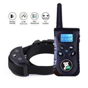 Fiddy Dog Training Collar with Remote