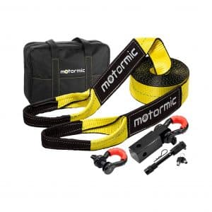 Motormic Complete Set Tow Strap