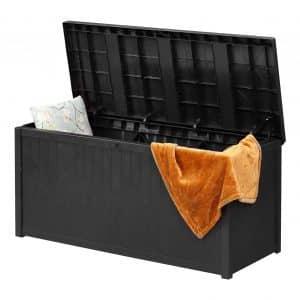 PUPZO Outdoor Large Patio Storage Deck Box