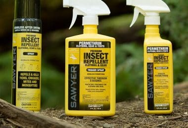Sawyer Permethrin Premium Insect Repellent