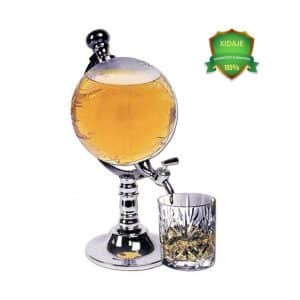 XIDAJE Whiskey Decanter for Spirits or Wine