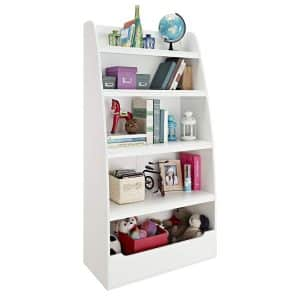 Ameriwood Home Hazel Kids' 4 Shelf Bookcase