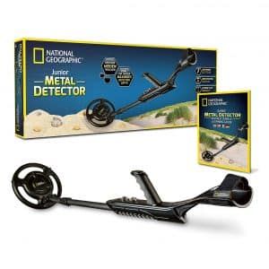 NATIONAL GEOGRAPHIC Adjustable Junior Metal Detector