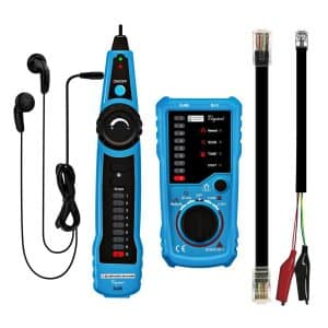 Elegiant RJ11 RJ45 Cable Network Cable Tester