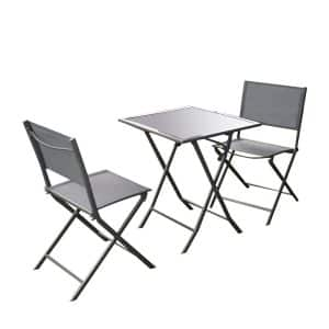 Giantex 3 Pcs Bistro Set