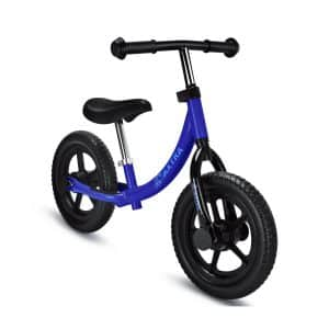 Maxtra 12 inch Balance Bike Lightweight Sports No Pedal Walking Bicycle Ages 2 to 5