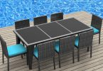 Urban Furnishing 19 Piece Outdoor Set