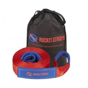 "Rocket Straps 3"" x 30' Extreme Heavy Duty Tow Strap"