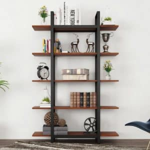 Tribesigns 5-Tier Bookshelf