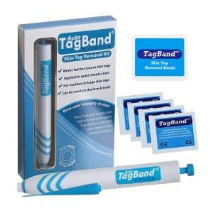 Auto TagBand Skin Tag Remover