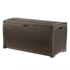 Suncast 73-Gallon Medium Patio Storage Box