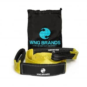 WNG Brands Recovery Tow-Strap