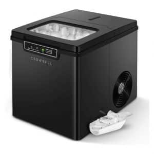 CROWNFUL Countertop Ice Maker