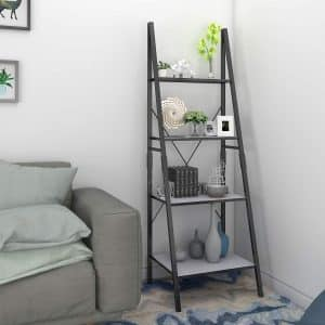 Lifewit Ladder Shelf Bookshelf