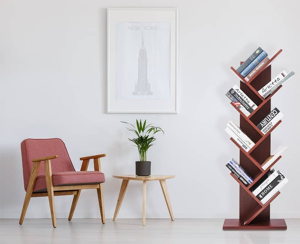 Top 10 Best Modern Bookshelf In 2020 Bookcases And Standing Shelves