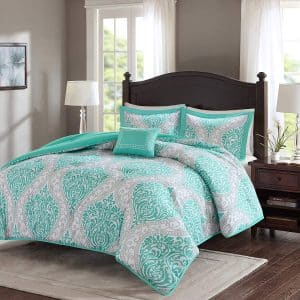 Comfort Spaces - Coco Goose Down Alternative Comforter Set