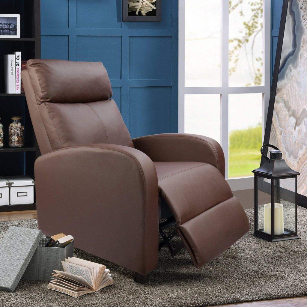 Devoko Adjustable Recliner Single Chair