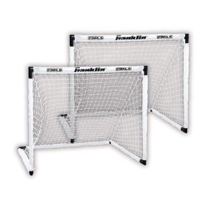 Franklin Sports MLS, two sets of soccer goal