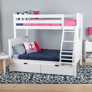Top 10 Best Full Bunk Beds In 2019 Reviews Buyer S Guide