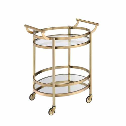 Acme Furniture 98190 Lakelyn Serving Cart