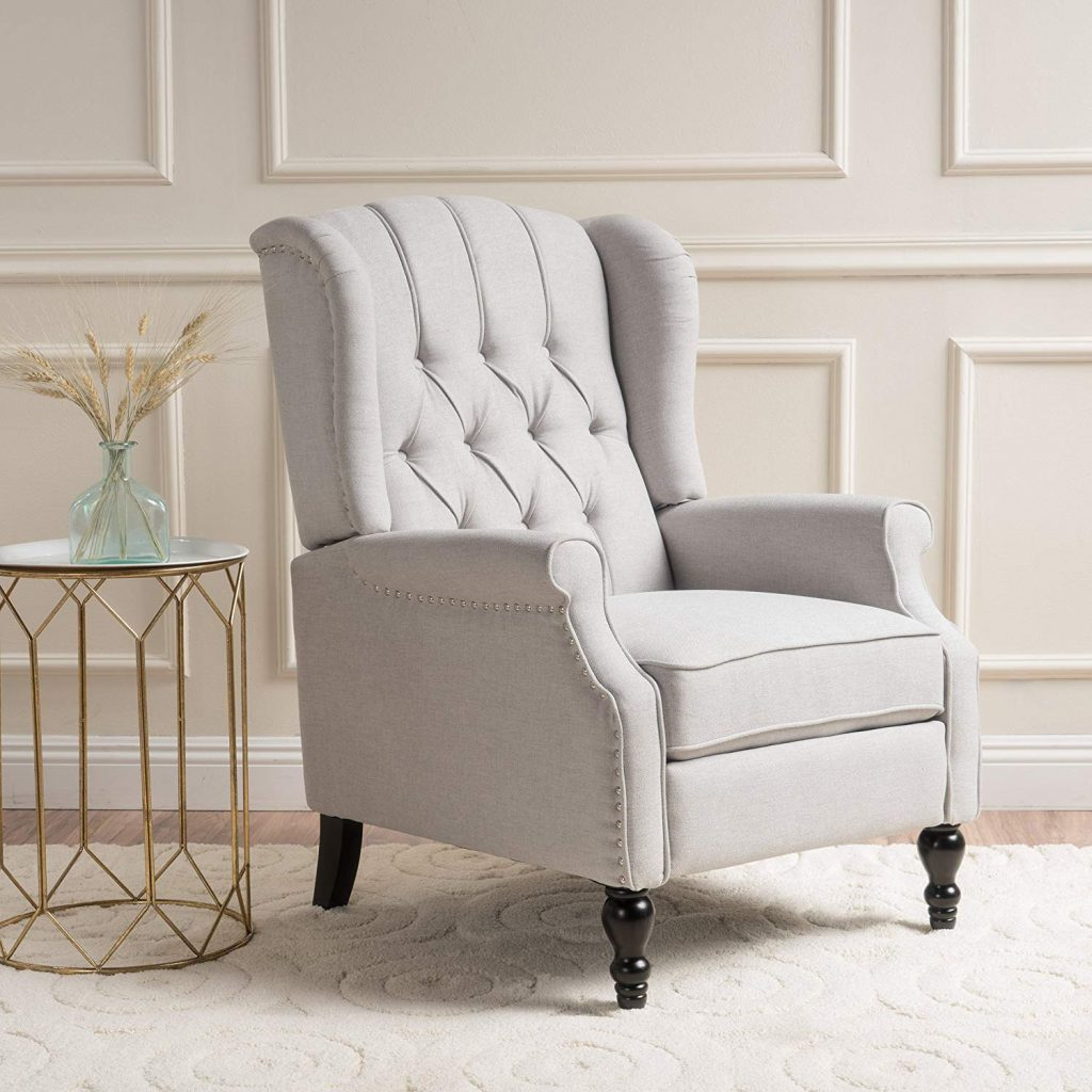 Astounding Top 10 Best Recliner Chairs In 2019 Swivel Recliner Chairs Bralicious Painted Fabric Chair Ideas Braliciousco