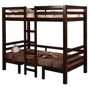Joaquin Twin over Twin Convertible Loft Bed