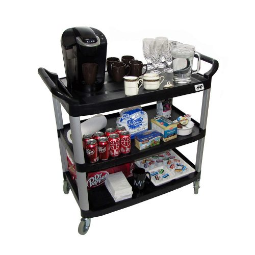 Crayata Serving and Bus Cart