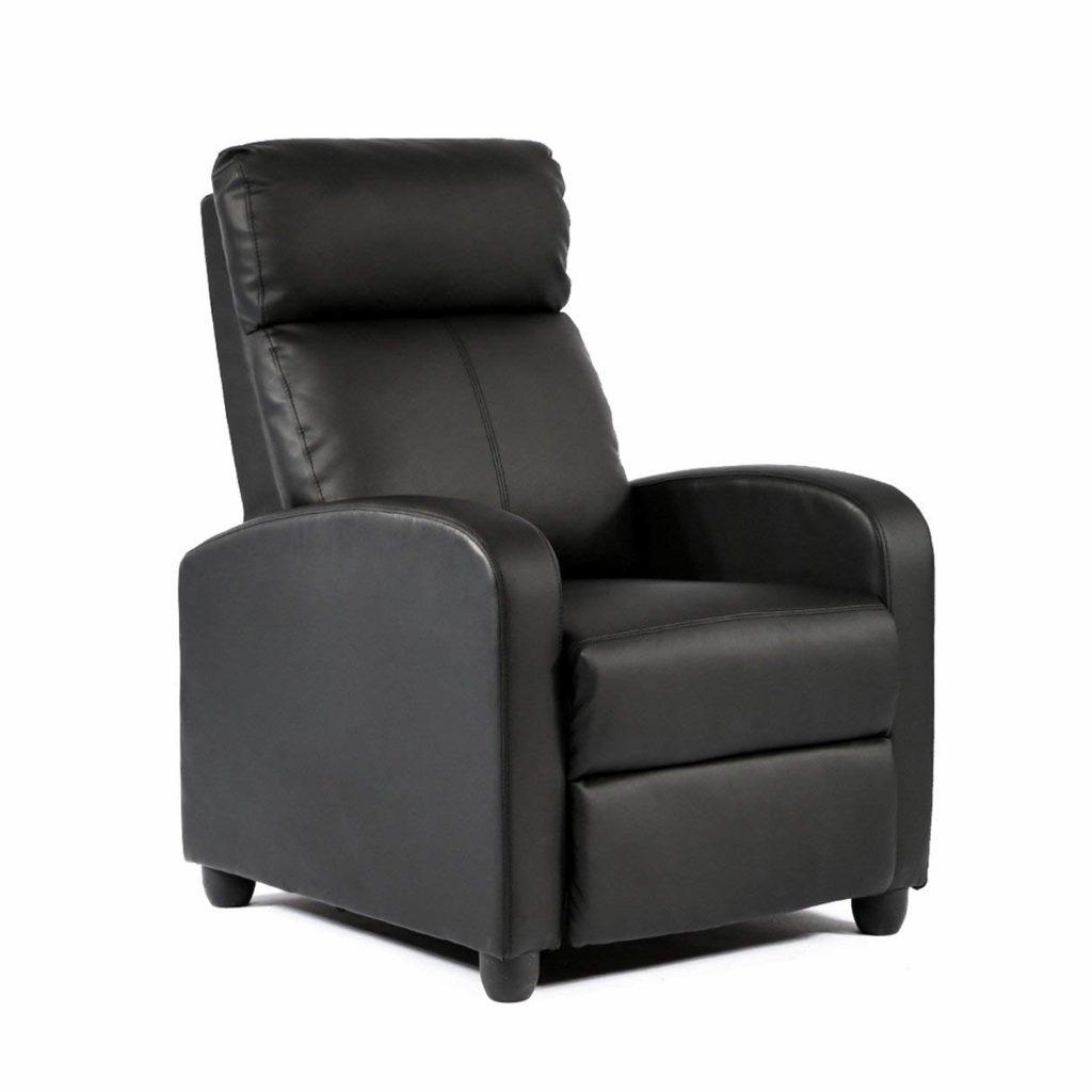 BestMassage Modern Single Recliner Sofa Chair