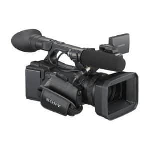 NXCAM HXR-NX5U Professional Camcorder from Sony