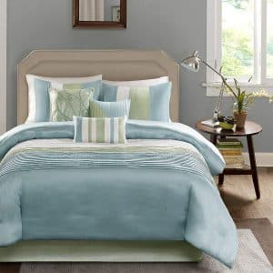 Madison Park Amherst Queen Size Bed Comforter Set
