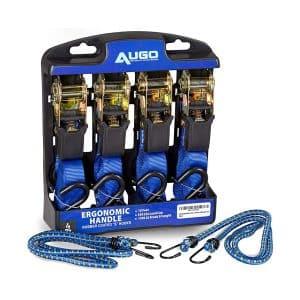 AUGO Ratchet tie down strap