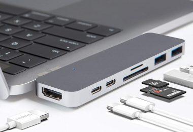 HyperDrive Sanho Type USB C Adapter