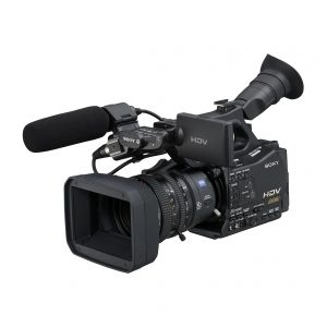 Sony HDV HVR-Z7U Professional Video Camcorder