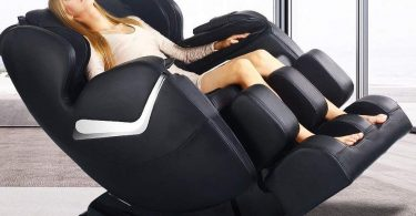 Shiatsu massage chairs