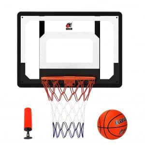 Cyfie Over-The-Door Hoop Basketball Backboard