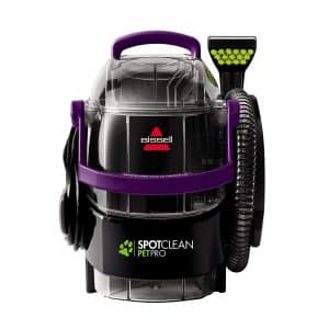 Bissell Portable Carpet Cleaner-Corded