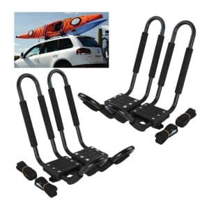 Car Rack & Carriers© J bar rack