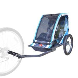 Allen Sports Deluxe Steel Child Bike Trailer