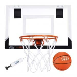 JAPER BEES Pro Shatterproof Mini Basketball Backboard