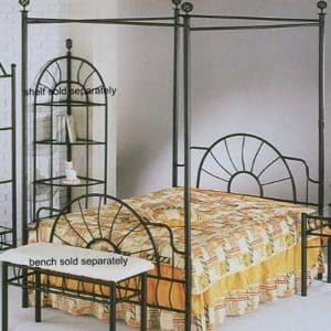 Acme Furniture Queen Size Canopy Bed