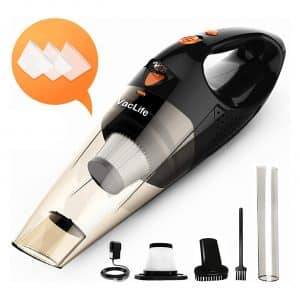 VacLife VL189 Handheld Vacuum Portable Carpet Cleaner