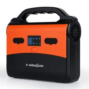 X-Dragon 150Wh/ 14500mAh Portable Solar Powered Generator