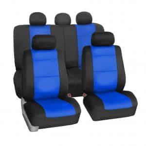 FH GROUP FH-FB083115 Neoprene Waterproof Car Seat Covers