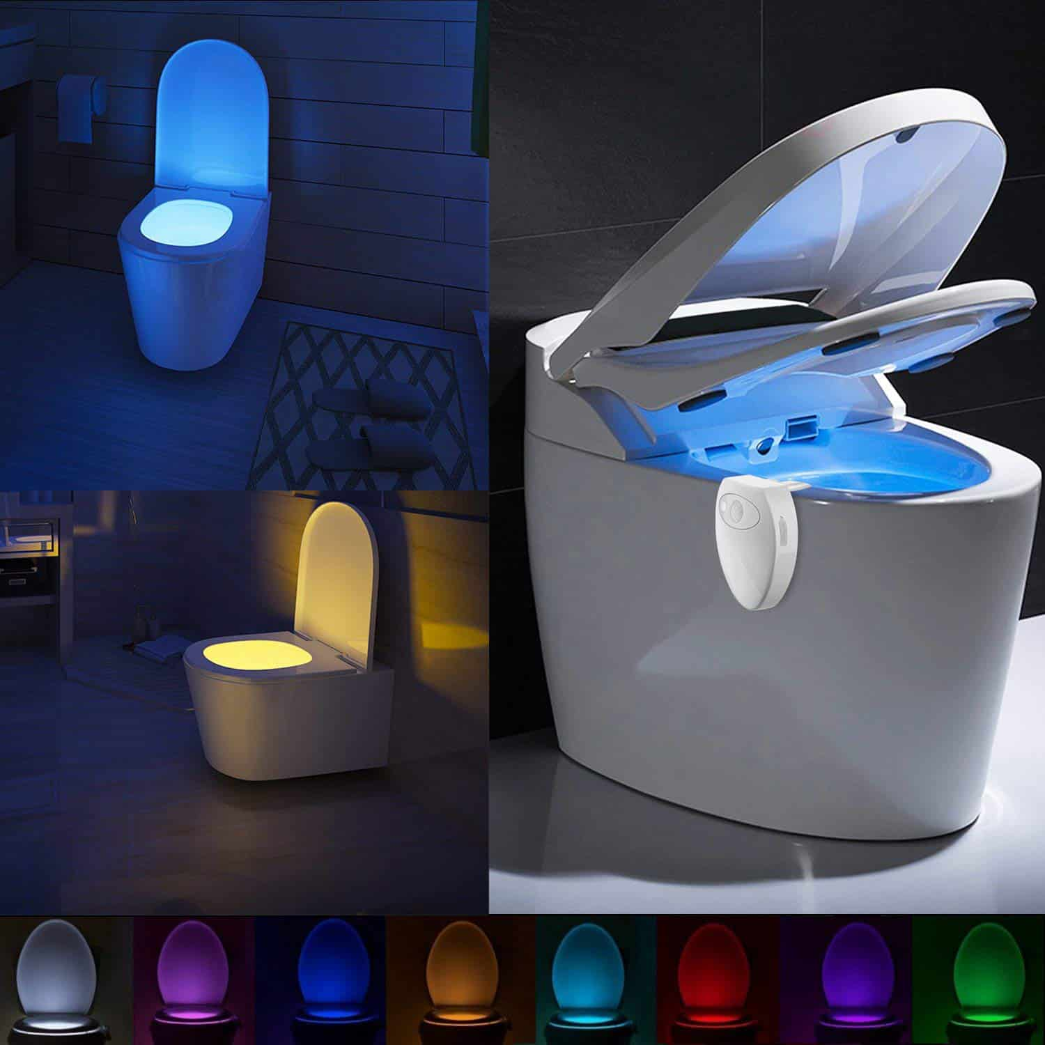 Amazing Top 10 Best Toilet Night Lights 2019 Reviews Buyers Guide Theyellowbook Wood Chair Design Ideas Theyellowbookinfo