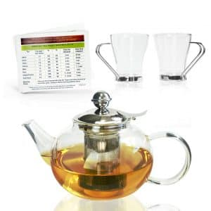 Loose Leaf Teapot from Bonabici