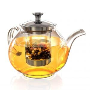 LeBaux Loose Leaf TeaPot