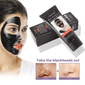 Charcoal Peel Off Mask, Blackhead Remover