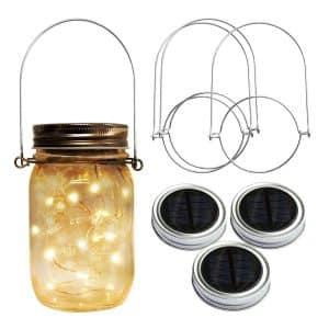 Homeleo 3 Pack Solar Lantern