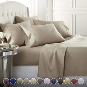 Danjor Linens Cool Bed Sheet