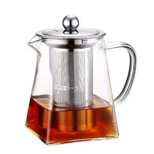 Loose Leaf TeaPot from Toyo Hofu